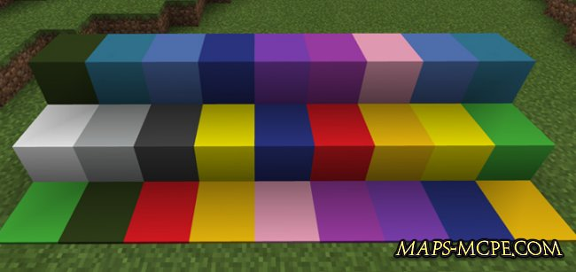 Текстура Plain Wool Colors 1.1/1.0