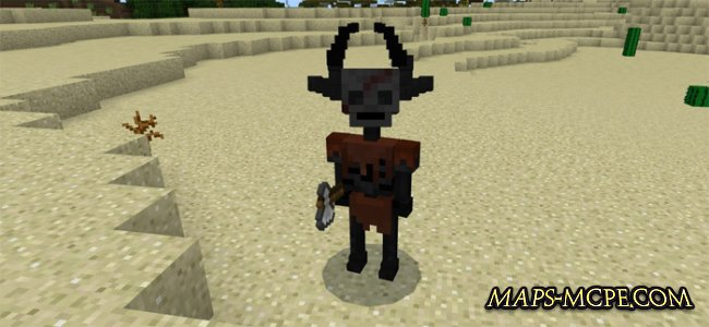 Мод Mythic Mobs 1.1/1.0
