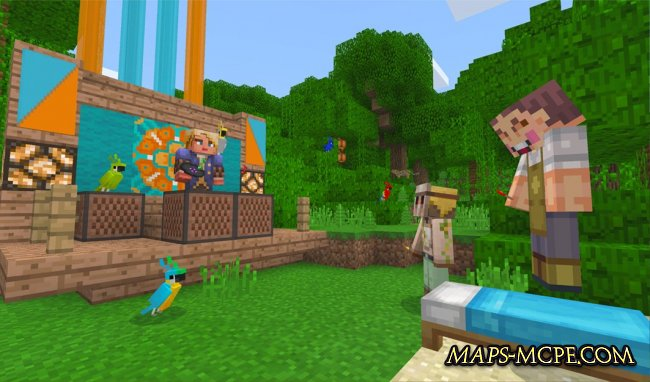 Minecraft 1.2 Android