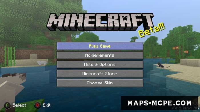 Текстуры Minecraft Bedrock Enhancements 1.8