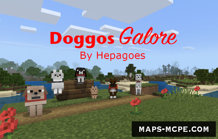 Мод Doggos Galore 1.12