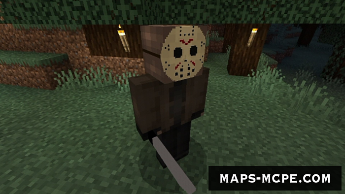 Мод Jason VS Freddy 1.11