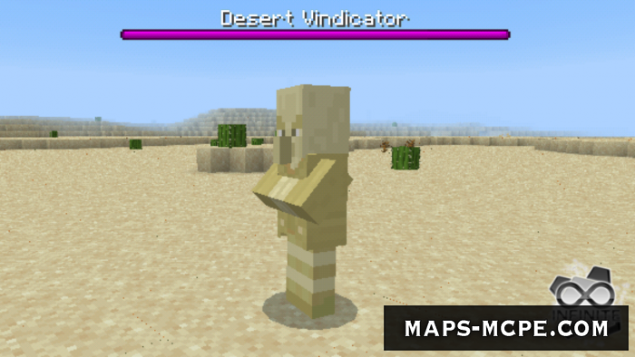 Мод Desert Vindicator 1.12