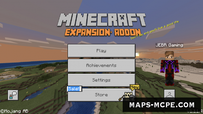 Мод Expansion+ 1.12+