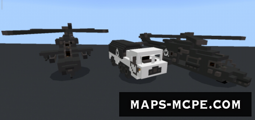 Мод SCP Vehicles 1.14