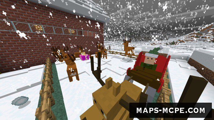 Мод CHRISTMAS NIGHT(mare) 1.13