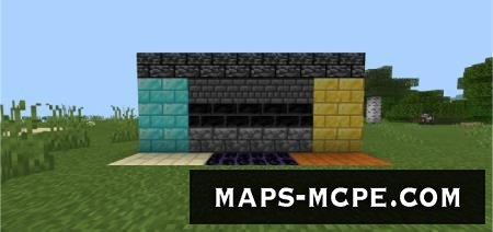 Мод More Bricks 1.16