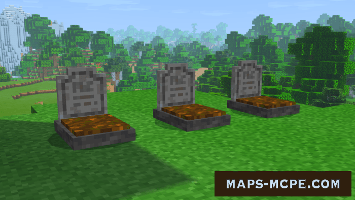Мод Player Graves 1.16